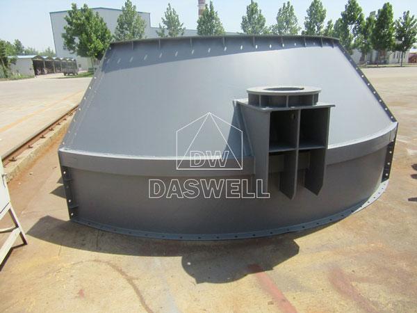 the daswell silo