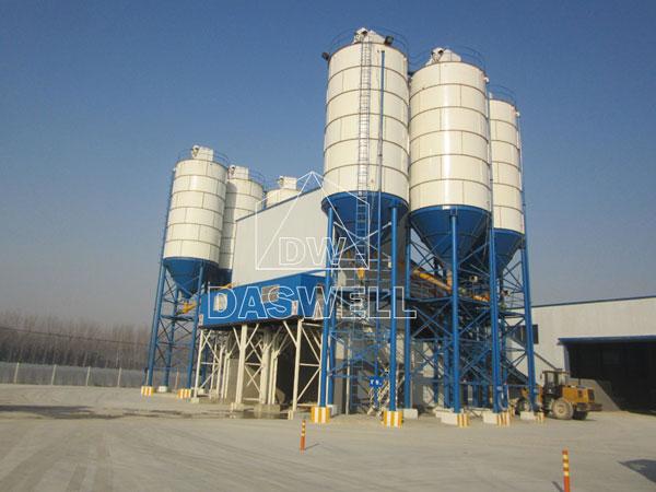 usage of silo