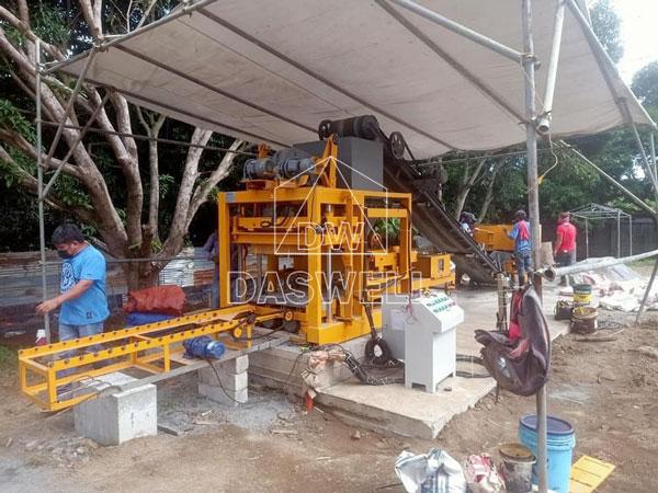 QTJ4-26 block machines