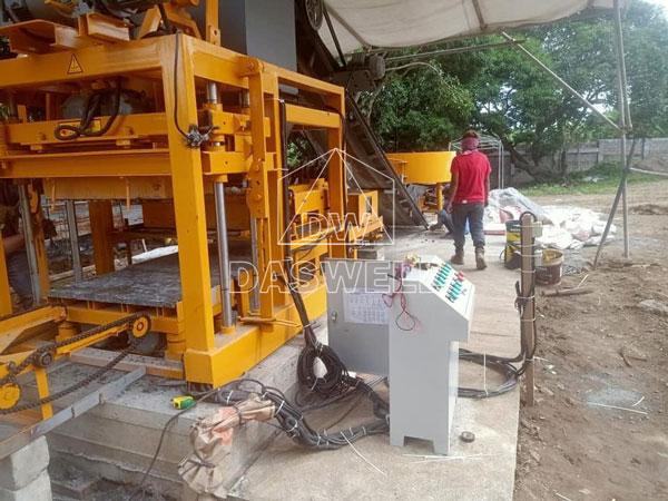 QTJ4-26 brick making machines