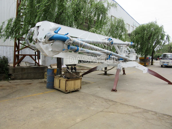 HGY15 daswell machinery