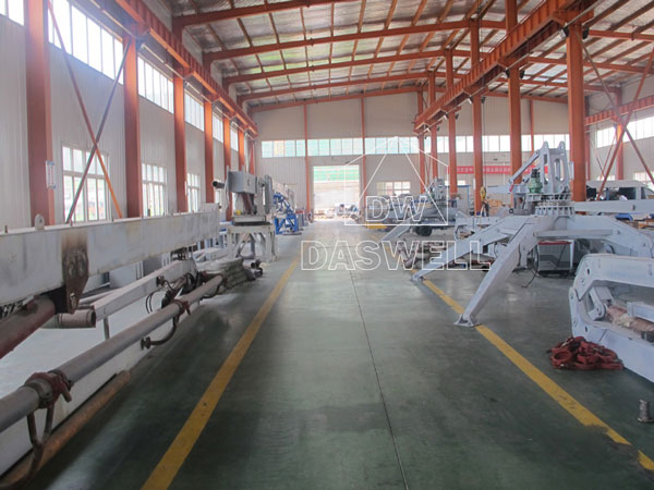the daswell bom production factory